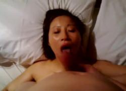 '佛山 369 Хуй пощечина китаянка на лицо и сперма на лицо'