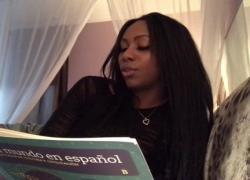 ASMR сексуальное чтение на испанском Lectura en Español