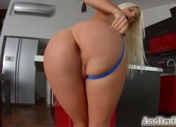 Ass Traffic Анальный секс для сексуальной Jessie Volt