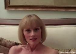 'Бабуля Секс с любительским GILF'