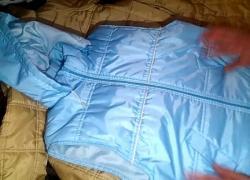 'Длинная куртка, женская куртка и жилетка'