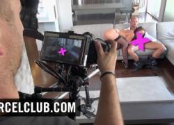 Dorcel снимает фильм Pornochic Anissa Kate