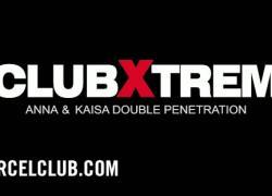 Dorcel трейлер фильма, клуб XTREM, двойное проникновение с Анной и Кайсой