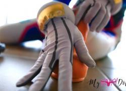 Дрочка ногами, инструкция по дрочке, косплей, DVa, MyKinkyDope
