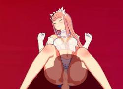 Fate Grand Order Medb 3D Хентай