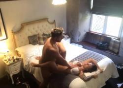 Французская пара снимала траханье со скрытой камерой