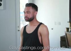 GayCastings Casting Agent - Плотная задница
