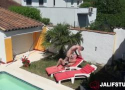 'JalifStudio Euro любопытные прямые друзья без седла впервые после удара'
