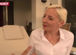 LETSDOEIT Французскую любительскую жену в попку трахнули хардкор