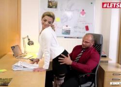 LETSDOEIT Lucky Daddy Nails приемная дочь и секретарь на работе