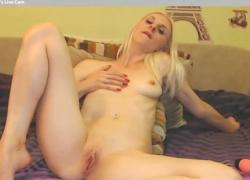 Мамаша блондинка мастурбация соло вебкамера в C ECH Ceca Cehio
