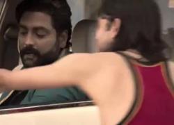'Медовый месяц в индийском веб-сериале HINDI AUDIO, секс в офисе'