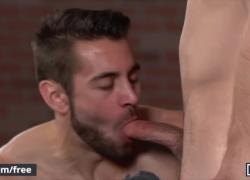 Mencom Hunks Dante Colle усилитель Michael DelRay попробуй сибианский секс-аппарат