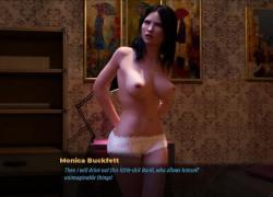 'Модный бизнес EP2, часть 22, сексуальная страсть от LoveSkySan69'
