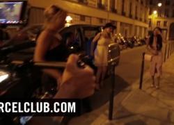 Откройте для себя парижских искателей удовольствий от Дорселя с Анной Полиной