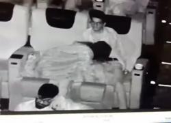 Пара орального секса в кино Пакистана