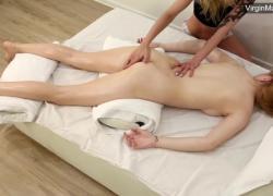 Первый лесбийский массаж жирного тела для Алины