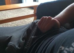 Подруга дает мне мастурбирует
