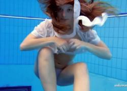 'Подводный Плавательный Крытый Бассейн Sexy Babe Zuzanna'