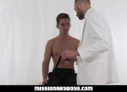 'Религиозный ломоть Минет Миссионер'