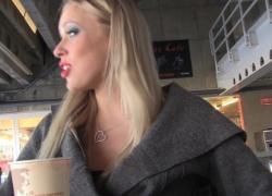 Секс с восхитительной русской блондинкой Teena Lipoldino