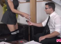 TSVirtuallovers Ванесса соблазняет своего учителя