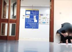 'Тугую киску медсестры трахнули в государственной больнице'