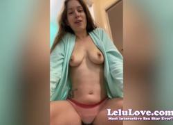 'За кулисы порно видеоблога из фемда косплей SPH cuckolding усилители много более Неподготовленных откровенные моменты повседневной жизни Lelu любви'